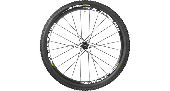 Mavic Crossride Light Back Wheel 26'' WTS Intl 2,25 black